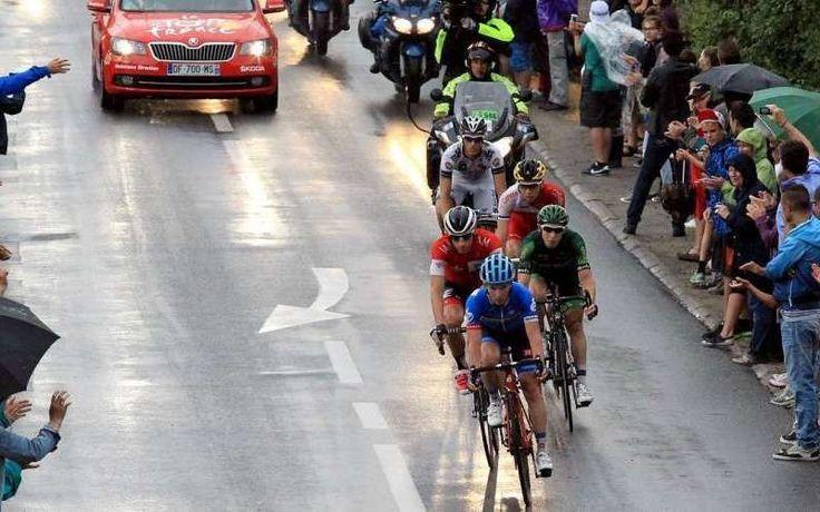 Tour de France 2017 - le tracé lot-et-garonnais de l'étape du 12 juillet, entre Eymet - Pau, est connu. Les coureurs passeront moins de deux heures dans le département, où ils traverseront 12 communes...