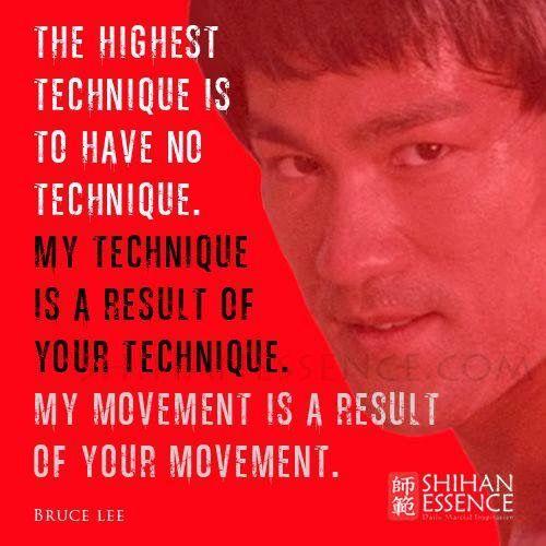 Sifu Bruce Lee