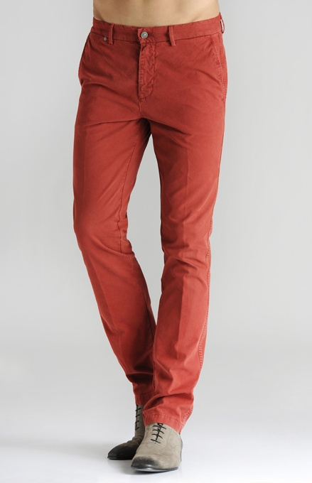 7 For All Mankind - SLIMMY CHINO. I love the way these fit