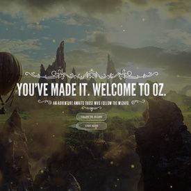 Journey to 'Oz' With New Google Chrome Experiment