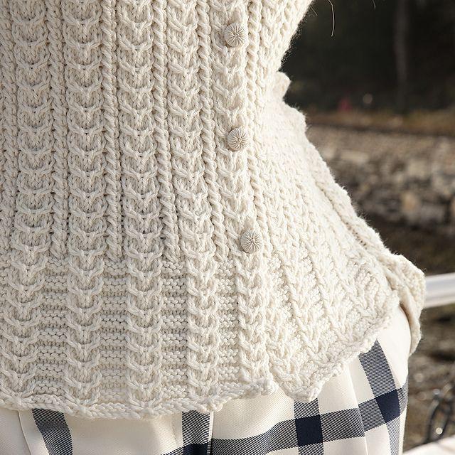 Ravelry: Banyan pattern by Amanda Crawford