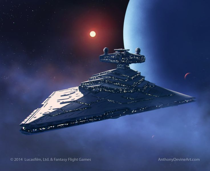 FFG let me handle my first Star Destroyer Painted almost a year ago for Star Wars TCG Imperial Entanglements Expansion. Art Director: Zoe Robinson © 2014 Fantasy Flight Games & Lucas...