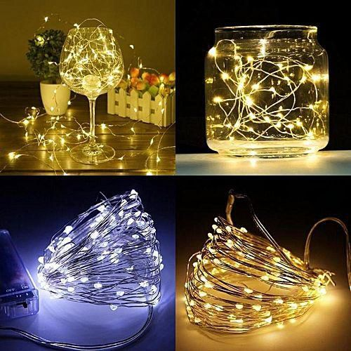 battery operated christmas lights 100 Battery Operated Christmas