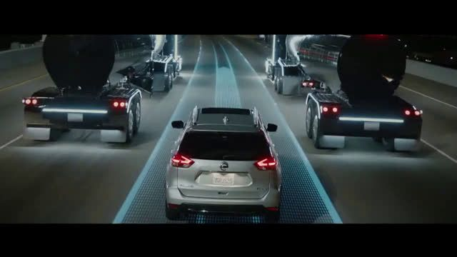 Nissan Commercial Song >> Nissan 2019 Nissan Rogue Intelligent Mobility Song By
