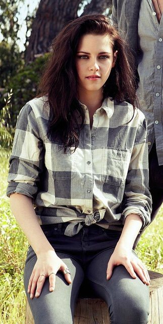 Kristen Stewart SWATH Promo Photoshoot - May 2012