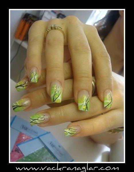 Franskt glitter - Vackra naglar för dig