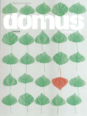 Domus - Green  'Livingstone', the awarness of waste: 4 pages about our company #waste #eco #green #ecofriendly #design #madeinitaly #radiator #termoarredo #marble #recycle