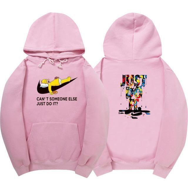 New just do it hoodies poleron hombre fashion skateboard Streetwear sweatshirt polerones mujer men women hoodie sweat homme 9818 #fashionhoodiemens #skateboardingwomen