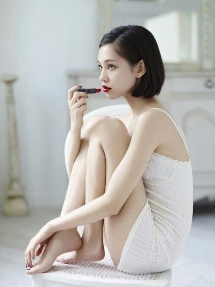 #kiko mizuhara #japanese model #make-up #hair