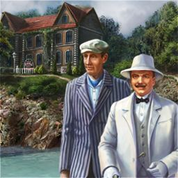 I just played Agatha Christie - Peril at End House http://www.wildtangent.com/Games/agatha-christie-peril-at-end-house