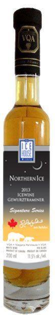 Northern Ice Signature Series Gewürztraminer Icewine 2013