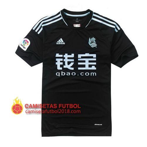 Segunda camiseta Tailandia del Real Sociedad 2016 2017
