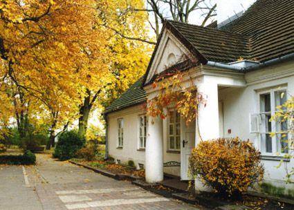 Chopin house…