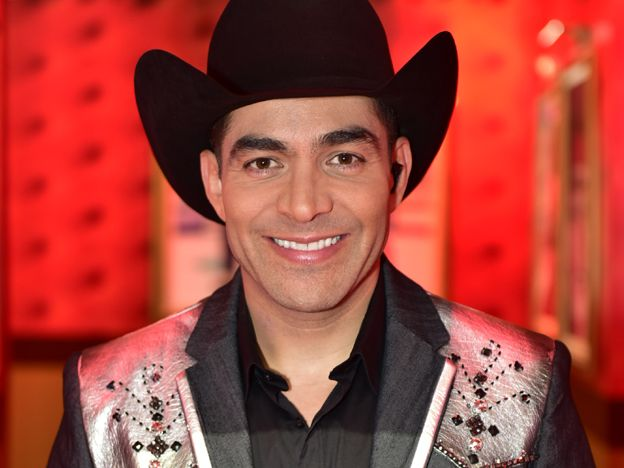 Omar Chaparro confesó que la música de Vicente Fernández ha estado presente en los momentos más importantes de su vida.