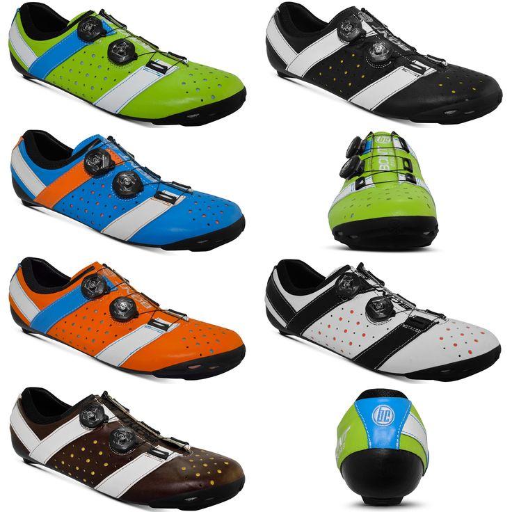 Zapatillas de Ciclismo Bont Vaypor➕ en cuero de canguro.  Termo-moldeables • Resistentes • Bike • Ultralivianas • Diseño Anatómico • Rápidas • Cómodas • Fibra de Carbono • Bont • Ciclismo #BontCycling | #Bontsuramerica | #Ciclismo