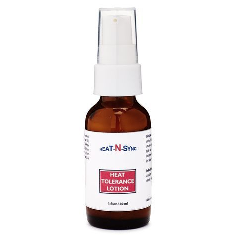 Heat Tolerance Lotion  The brainchild of alchemy and medicine, this product comes out of our Alchemy Research Institute and was originally formulated for individuals with neurodegenerative disorders as those individuals usually have a harder time with heat regulation. However, we have found in our testing that it is beneficial for anyone experiencing heat intolerance due to internal or external factors.