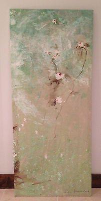 Rachel Ashwell Shabby Chic TM Laurence Amelie Schneider Painting Retail $4 750 | eBay