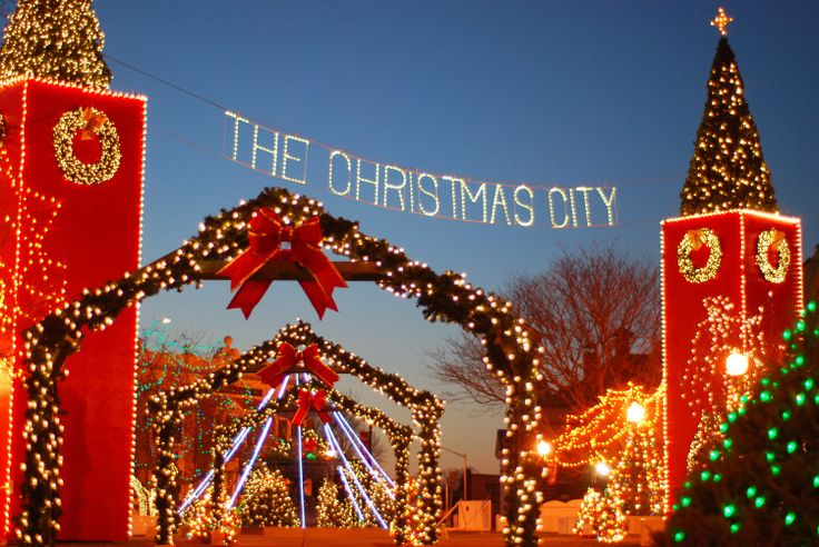 Christmas City Pictures - HD Wallpapers Blog