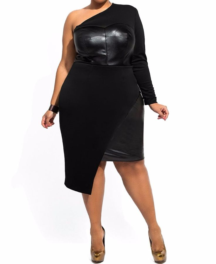 Robe noire taille 44