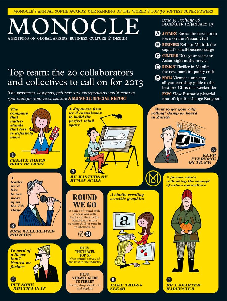 Monocle Issue 59 Volume 06 December 2012 January 2013