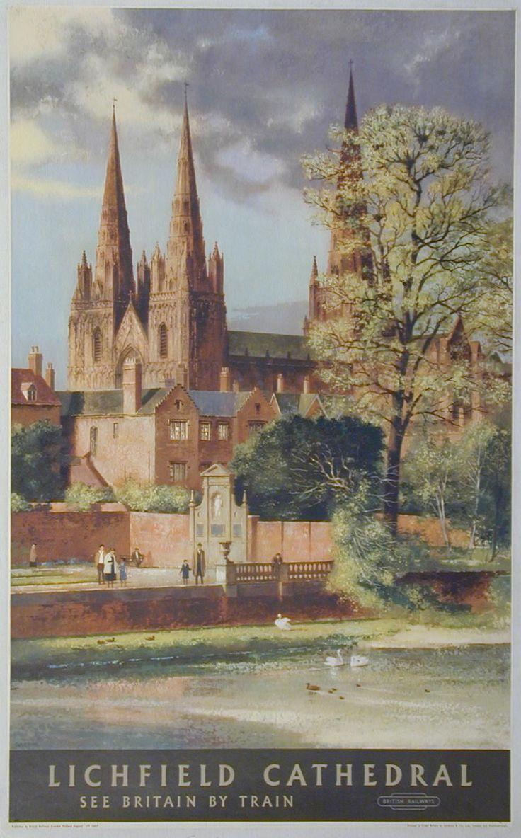 Lichfield Cathedral ~ Greene