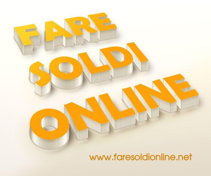 Sfoglia questo sito http://comefaresoldionline.flavors.me/ per ulteriori informazioni su come fare soldi velocemente. Tenete a mente che, al fine di raggiungere il successo nella vostra attività, si deve vendere, direttamente o indirettamente, i vostri prodotti. Ecco alcuni dei modi vitali su come fare soldi velocemente on-line.