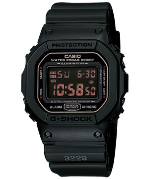 Casio G-SHOCK Standard Digital Watch DW5600MS - 1 - Black, Price: £ 72.99 Casio G-SHOCK Standard Digital Watch DW5600MS - 1 - Black  >> BUY & SAVE Now!