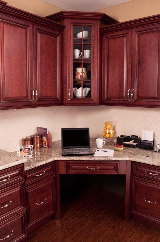32 best kitchen ideas images on pinterest backsplash for Unassembled kitchen cabinets