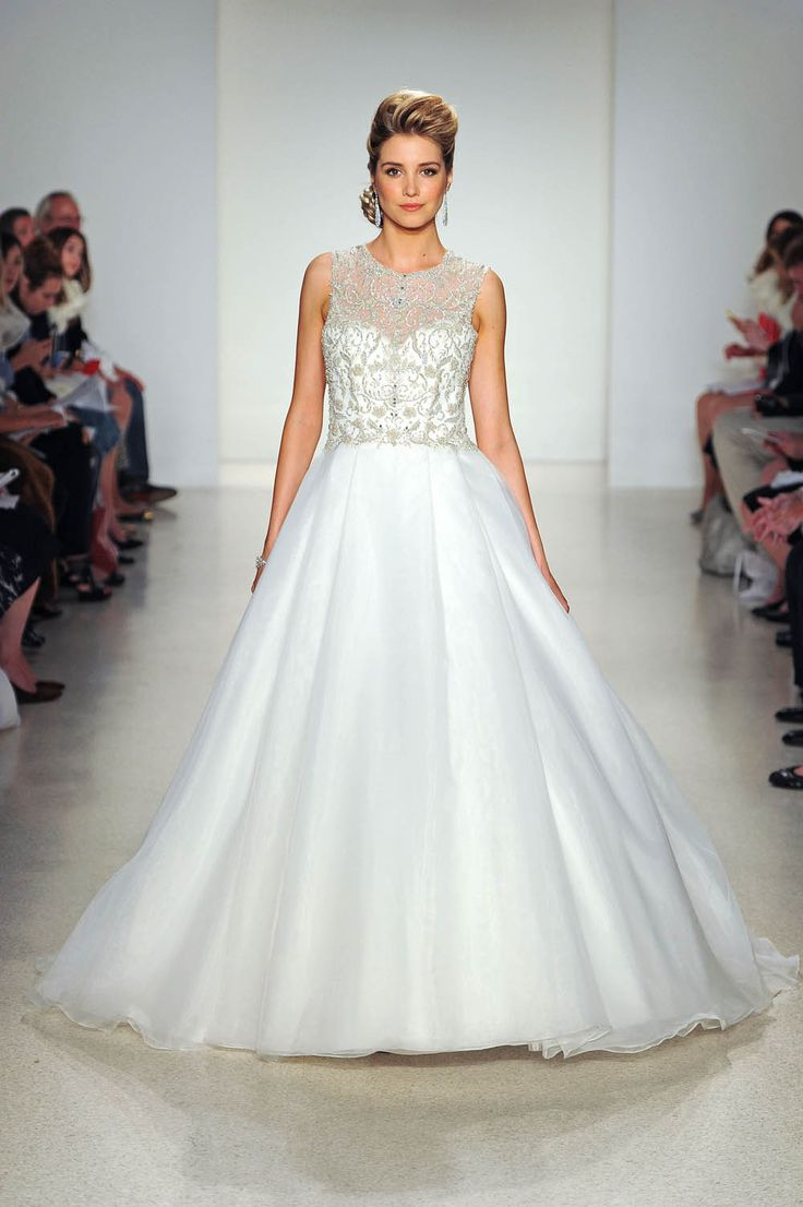 47 best bridal fashion week fall 2015 images on pinterest alfred angelo fall 2015 wedding dresses ombrellifo Image collections