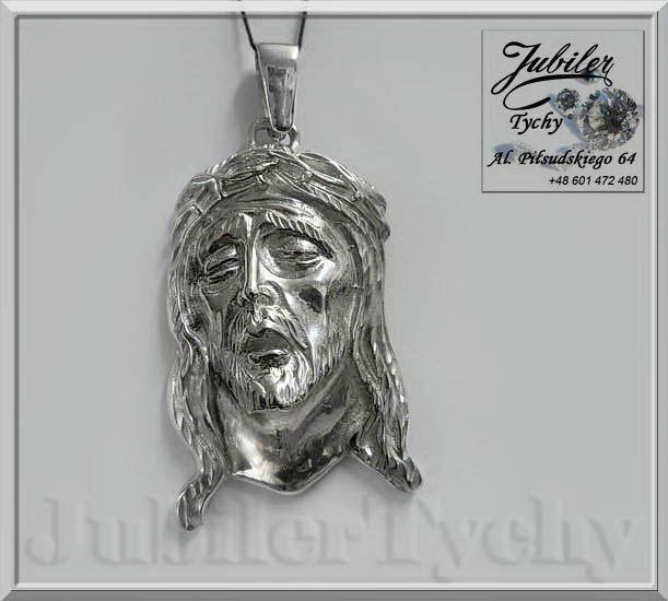 Duży Srebrny Wisior Głowa Jezusa w Koronie Cierniowej ✞ 💎 #Srebrny #duży #wisiorek #Głowa #Jezusa w #Koronie #Cierniowej #wisior #Jezus #Srebro #Ag925 #srebrne #wisiorki #Wyroby #srebrna #biżuteria #jubilertychy #Silver #Jesus #Christ #Jubiler #Tychy #Jeweller #Tyski #Złotnik #Zaprasza #Promocje : ➡ jubilertychy.pl/promocje 💎
