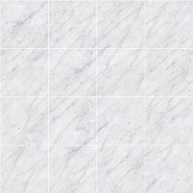 textures texture seamless carrara veined marble floor tile texture seamless 14819 textures architecture - Bathroom Tiles Texture Seamless