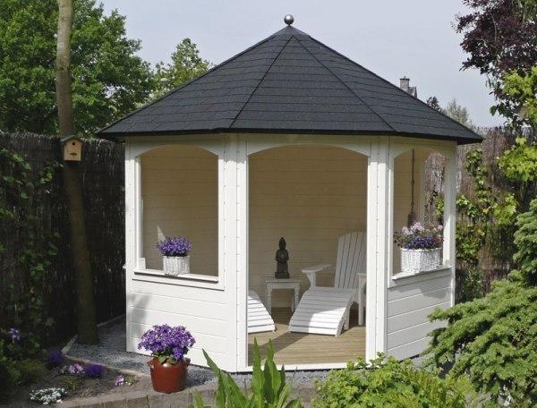 Meer dan 1000 afbeeldingen over tuin op pinterest buitenpallet tuin en houten bedden - Prieel buiten ...