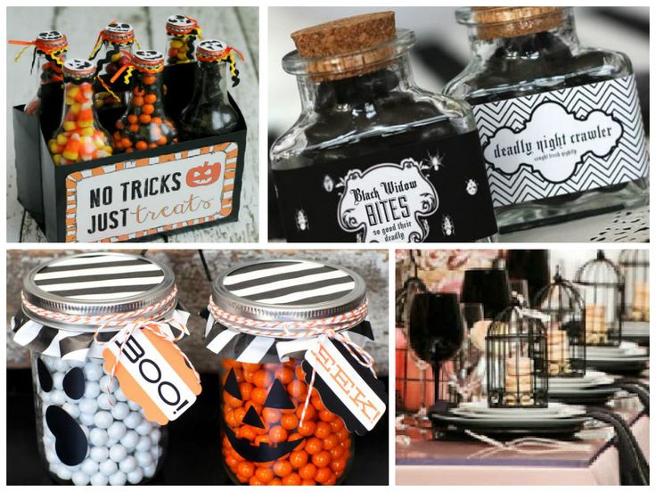 210 best 7th and 8th grade halloween party images on pinterest halloween stuff happy halloween and halloween ideas - Diy Halloween Favors