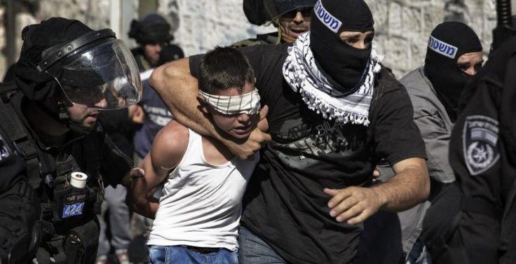 minori palestinesi