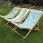 Awesome!!  Get rid of crappy plastic chairs and make these!  Mothers day is coming you know!!