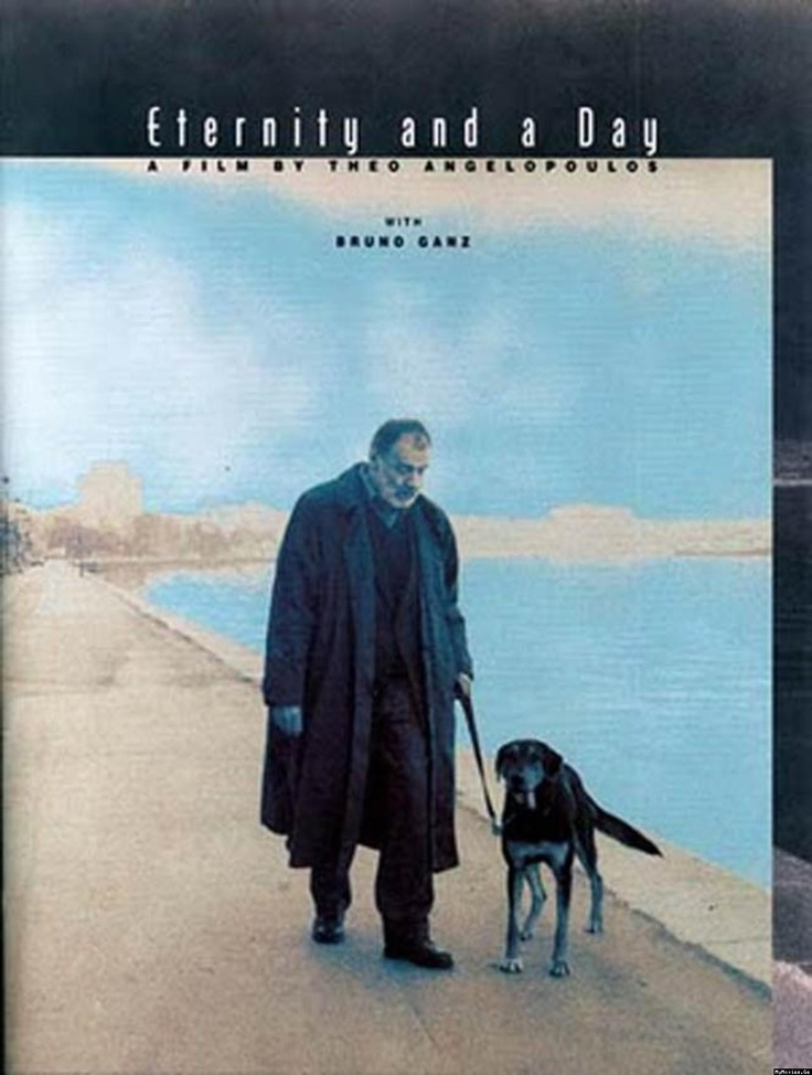 Theo Angelopoulos, Eternity and a day, 1998 (film)