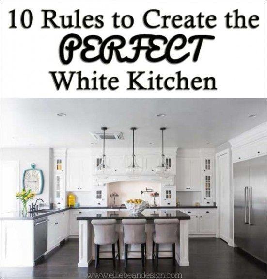 10 Ideas About Purple Kitchen Decor On Pinterest: 159 Best Images About TREND: White On Pinterest