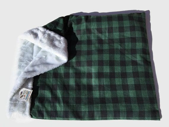 Green Plaid Cuddle Bag, Snuggle Sack, Pet Pouch, Doxie Bed Warmer, Weenie Dog Bed, Chihuahua Bed, Cat Blanket, Cat Sleeping Bag, Burrow Bag #PlaidPetBed #CatSleepingBag #SnuggleSack #BurrowBag #CuddleBag #SnuggleBag #SnuggleSacks #DoxieBedWarmer #CatDen #ChihuahuaBed