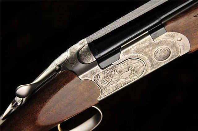 Beretta Silver Pigeon 20 gauge over/under