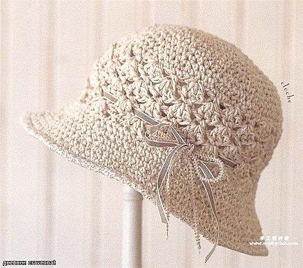 Cappelli a uncinetto + schemi
