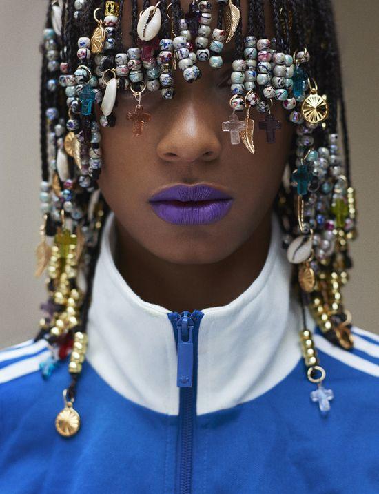 Ecstasy Models — tomboybklyn:   beaded beauty                                                                                                                                                                                 More