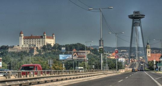 Novy Most, Bratislava