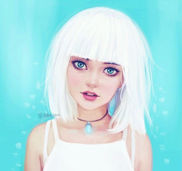 Ice by Hiba-tan on DeviantArt