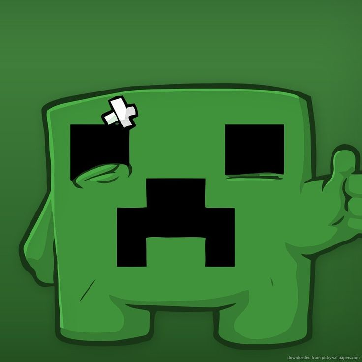 Minecraft Creeper Pictures Wallpaper
