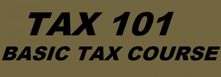 Tax 101 - Free Online Canadian Tax Course