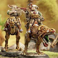 Tau riders