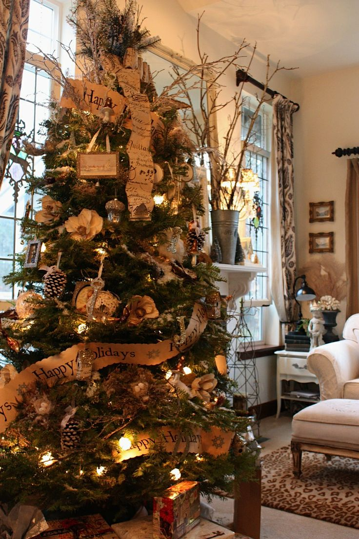 17 Best Images About Christmas Tree Theme Ideas On