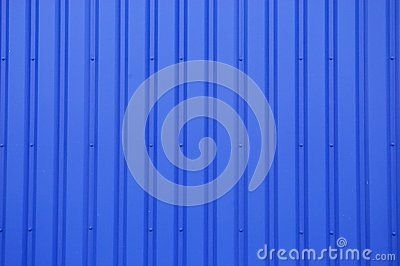 Close up striped shaped structure iron