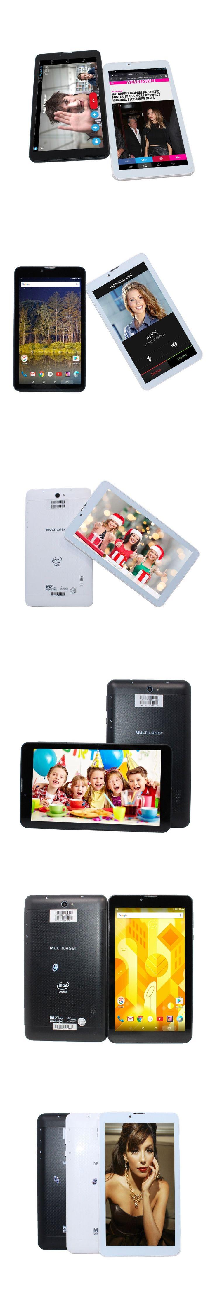 SALE 7 inch 3G phone call M7I 3G Android 6.0 Quad Core dual SIM Card Dual cameras Wifi 1024*600 1GB/8GB NEW