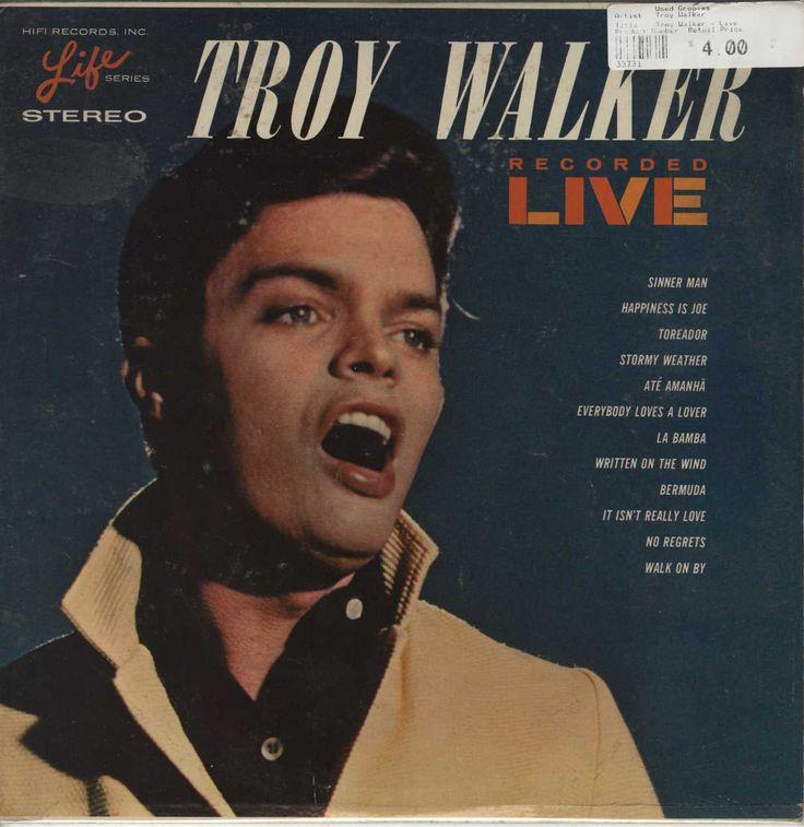 Troy Walker - Live